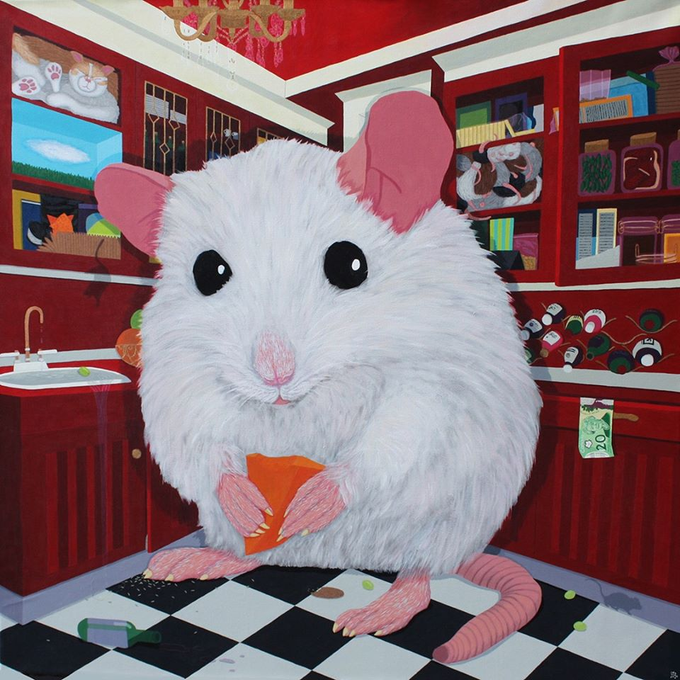 mouse-in-da-house-acrylic-on-canvas-48-x-48-x-1.6-inches-2020-10000-cad
